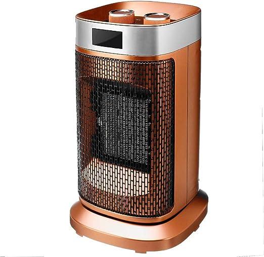 Calentador del ventilador de aire eléctrico Mini ventilador 1800 W ...