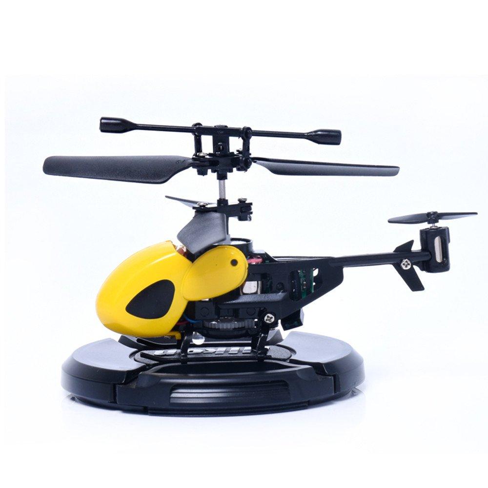 CHENWENEED RC 5012 2CH Mini RC Helicóptero Radio Control ...