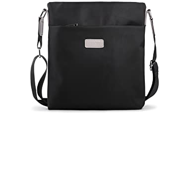 Image Unavailable. Image not available for. Color  Ranboo Small Crossbody  Messenger Bag Men ... 4c48286976