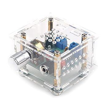 Amazon com: ModuleFly USB Mini Power Amplifier Board HiFi CM2038