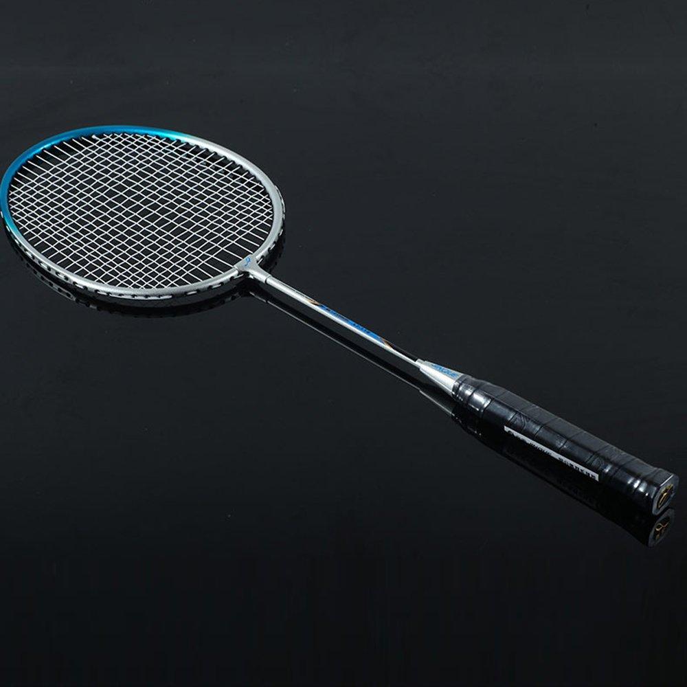 Lixada 2 Player Badminton Racket Set Lightweight Aluminum Badminton Racquet with Racket Cover Bag