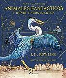 Animales fantásticos y dónde encontrarlos (Ilustrado) (Spanish Edition)