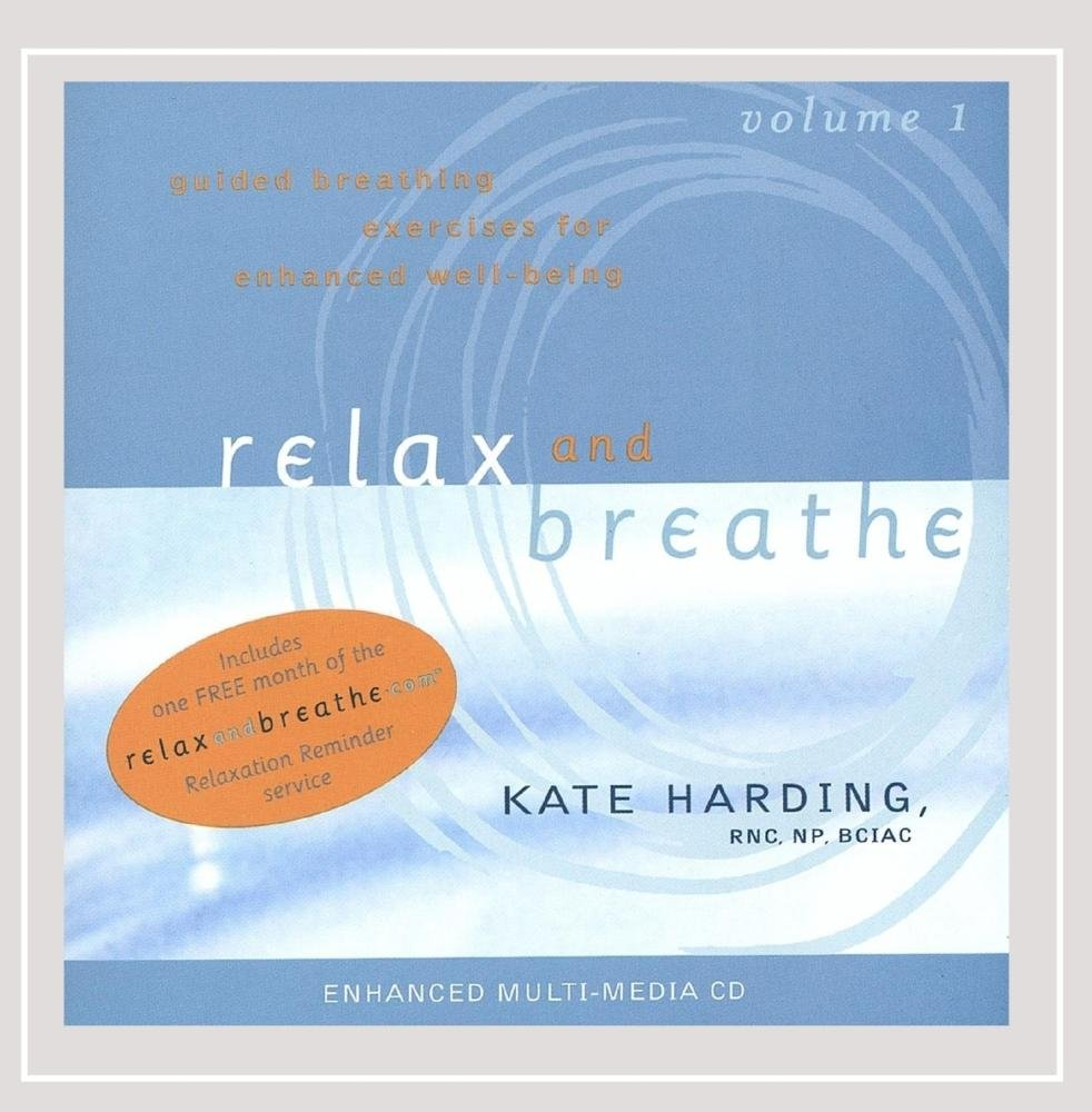Kate Harding Relax And Breathe Amazon Music
