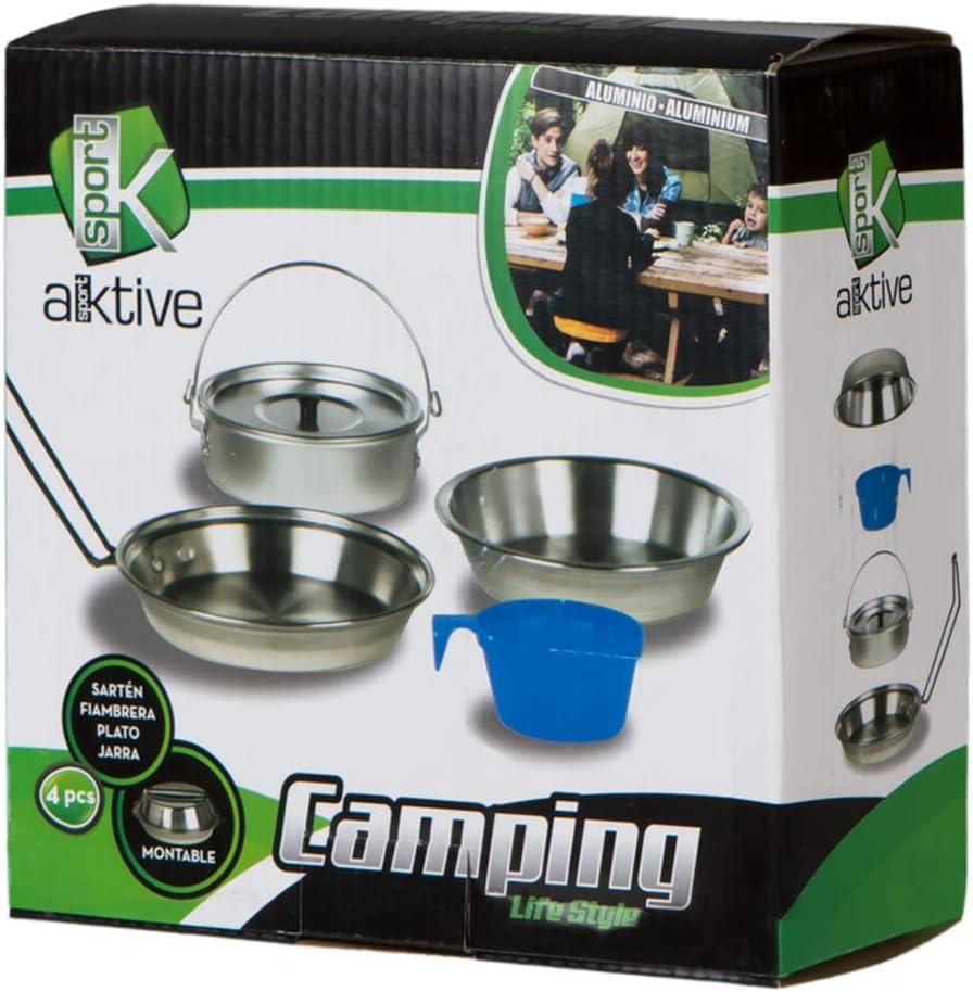 AKTIVE Camping Sport Cooking Set