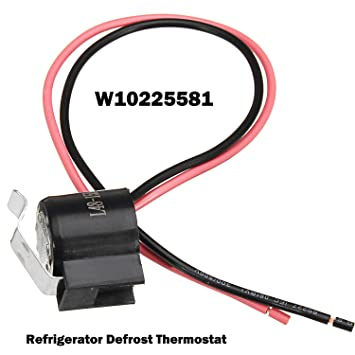 W10225581 Termostato descongelante – Repuesto de termostato ...