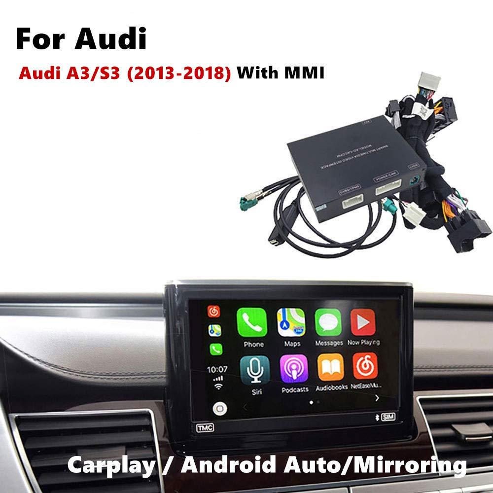 Amazon com: Car Upgrade Carplay Android Auto Multimedia
