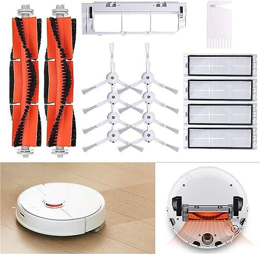 Reeseiy Piezas De Repuesto Para Xiaomi Mijia Vacuum Robot 2X ...