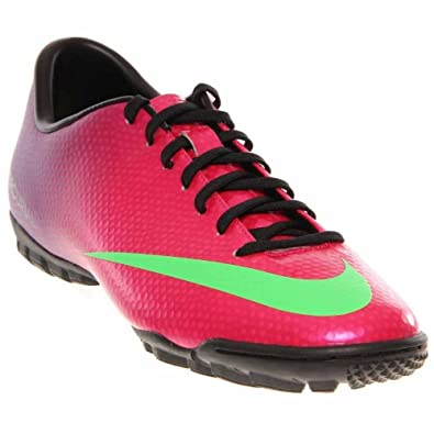 e12ae9473438 Nike Men s Mercurial Victory Iv Fg Football Fireberry-electric Green  Synthetic Boot 46 12 D
