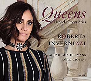 Queens - Opera Arias by Handel