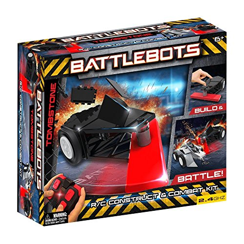 Battlebots Tombstone Remote Control Vehicle Single Pack