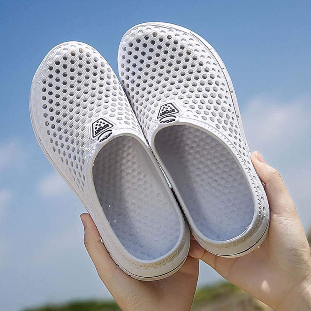 Mens Womens Water Shoes Barefoot Quick-Dry Aqua Socks for Beach Swimming Diving Surf Yoga Hiking Sport Exercise