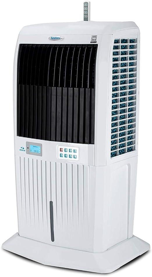 SYMPHONY STORM70I Climatizador, 350 W, Plástico, 7 Velocidades, Blanco: Amazon.es: Hogar