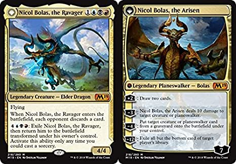 Amazon Nicol Bolas The Ravager Arisen
