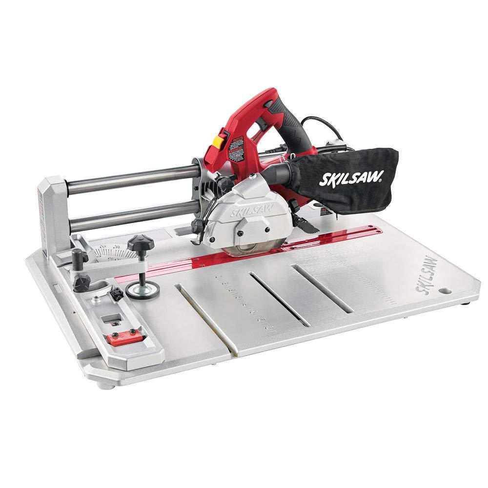Skil 3601-RT 7 Amp 4-3/8 in. Flooring Saw (Renewed) by Skil