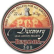Benjamin Hollow Pt. Pellets 500 CT BHP22