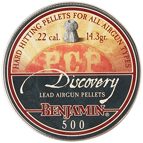 Crosman Benjamin Hollow Pt. Pellets 500 CT BHP22