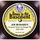 Down In The Basement: Joe Bussard's Treasure Trove of Vintage 78s 1926-1937 (Jewel Case with 28-page booklet)