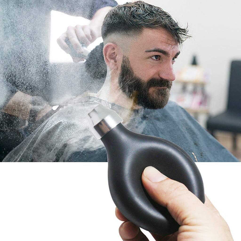 KINTRADE Barber Poudre Pulv/érisateur Bouteille Vide Poudre Souffleur Rechargeable Cheveux Fibre Applicateur
