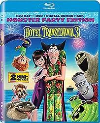 Hotel Transylvania 3 - Blu-ray/DVD + Digital Combo Pack