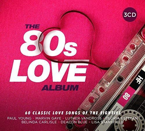 The 80S Love Album / Various Artists