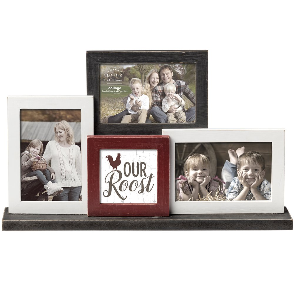 PRINZ Farmhouse 3op 4x6 Our Roost Mantel Collage by PRINZ
