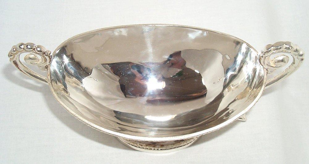 Elegante diseño en plata salsera en Empire: Amazon.es: Hogar