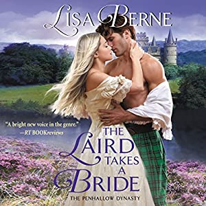 Download audiobook The Laird Takes a Bride: The Penhallow Dynasty