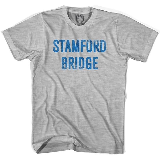 Camiseta de fútbol Chelsea, Stamford Brdige Gris gris small