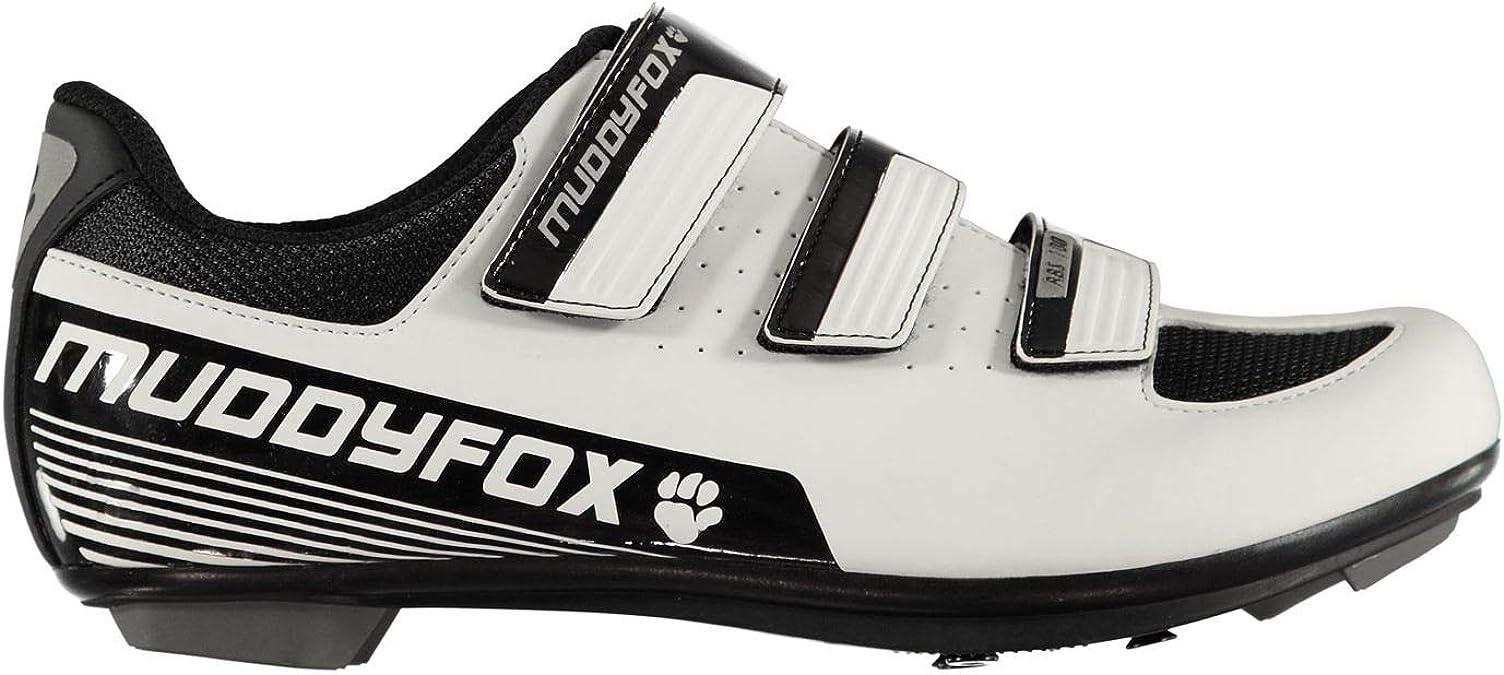 Muddyfox Hombre RBS100 Zapatillas Ciclismo Transpirable ...