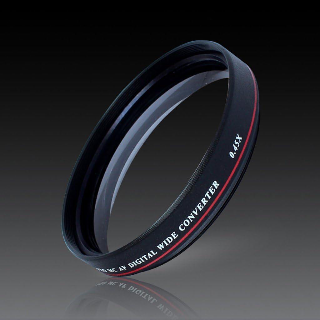 ZOMEI 58 Mm 0.45XWide Angle Camera Len Ultra Slim Multi-Coated Optical Glass