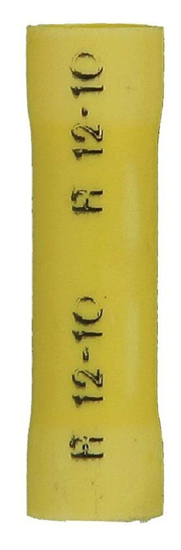 Install Bay YVBC Vinyl Connector Yellow 12/10 Gauge, 100-Bag Metra Electronics Corporation