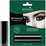 Biotique Bio Kajal Nourishing and Conditioning Eye Kaajal with Almond Oil, 3gm