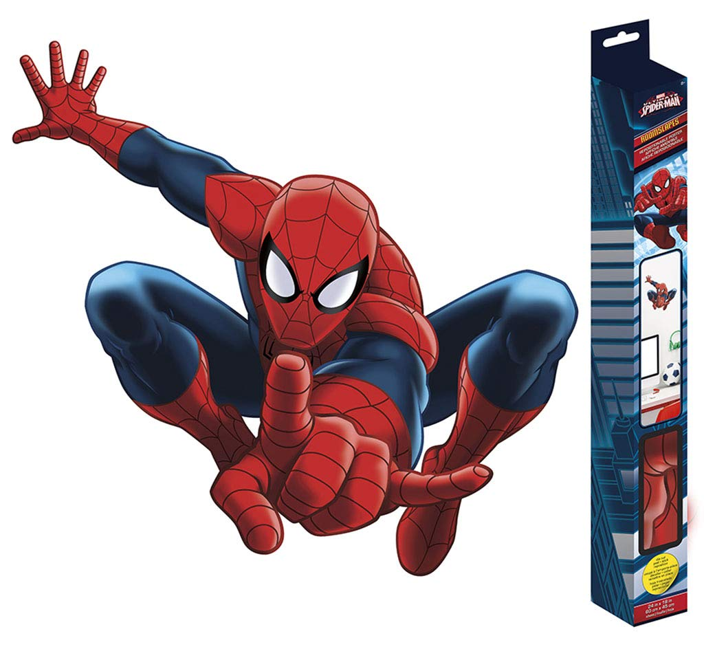 Trends International Spiderman Poster Decal 18 X 24