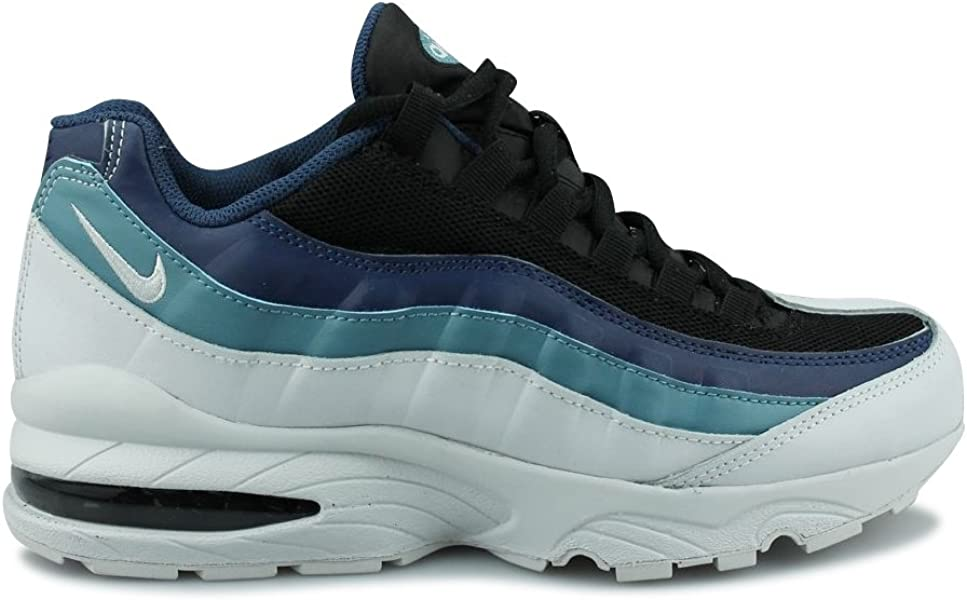 pretty nice 727a0 caa49 Nike Air Max 95 GS Running Trainers 905348 Sneakers Shoes ...