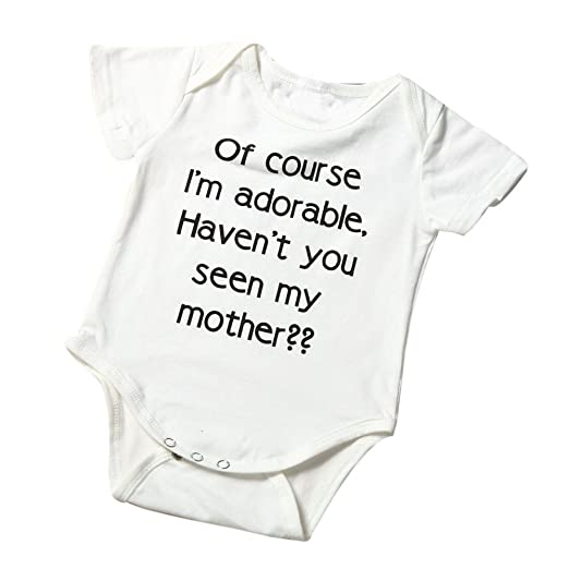 bc006cfe1 Amazon.com  ❤ Mealeaf ❤ Toddler Outfit Newborn Infant Baby Boy ...