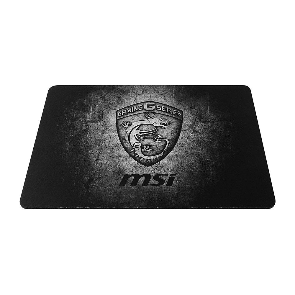 MSI Shield - Alfombrillas de ratón Gaming, Color Negro MSI COMPUTER GF9-V000002-EB9