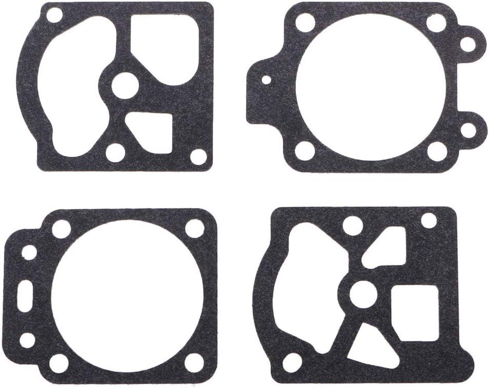 beioust K10-WAT Carb Carburetor Diaphragm Needle Repair Kit
