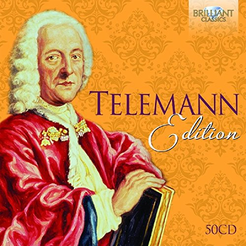 Telemann Edition [Box Set]