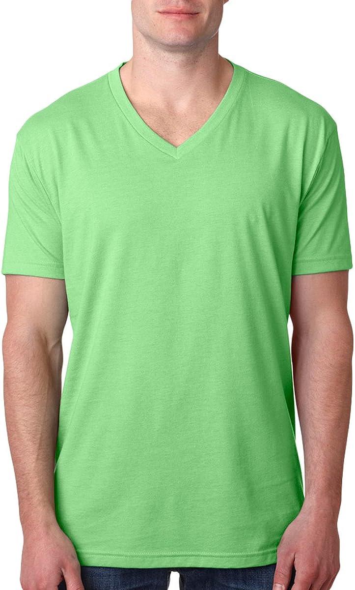 Next Level Premium CVC V-Neck T-Shirt