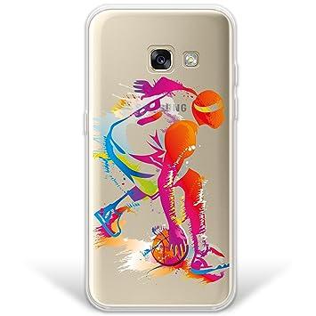 WoowCase Funda Samsung Galaxy A5 2017, [Hybrid ] Jugador de ...