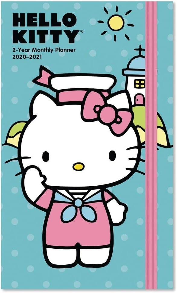 2020 2021 Hello Kitty Pocket Planner 2 Year Planner Ddpp112820 Amazon Ca Office Products Kalender 2021 hello kitty & doraemon. 2020 2021 hello kitty pocket planner 2