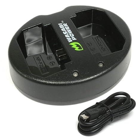Cargador de batería Wasabi Power para Sony NP-FZ100, BC-QZ1 ...