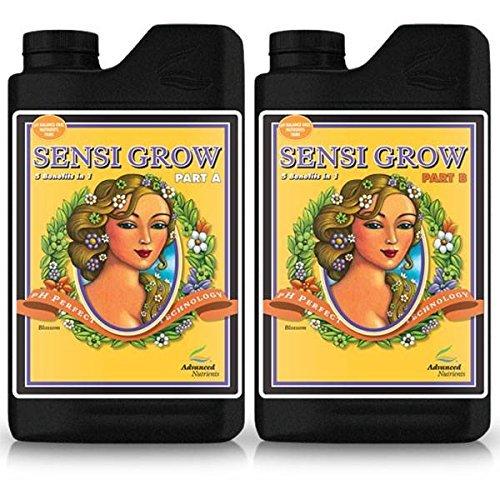 Advanced Nutrients pH Perfect Sensi Grow A & B Nutrients 1L