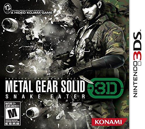metal gear solid snake eater 3d - 1