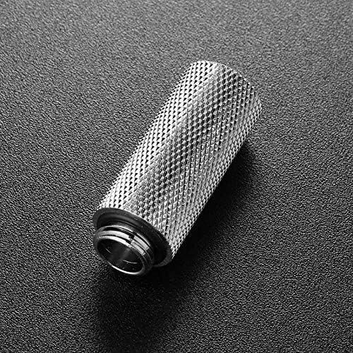 Blade Color: 10mm Rarido Thread Extension Tube G1//4 Thread Water Cooling Tube Base Extender Thread Extension Tube for PC Water Cooling System