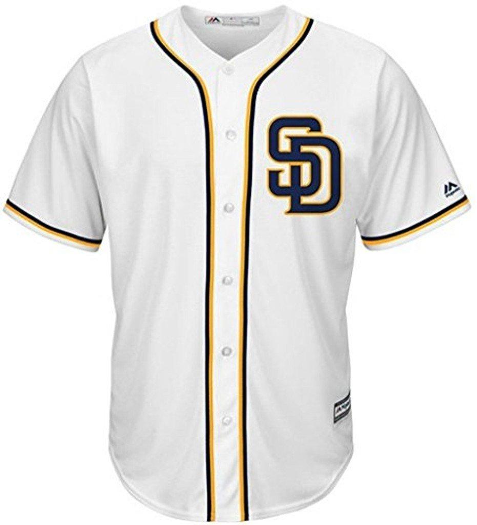official photos 07046 51dde padres replica jersey