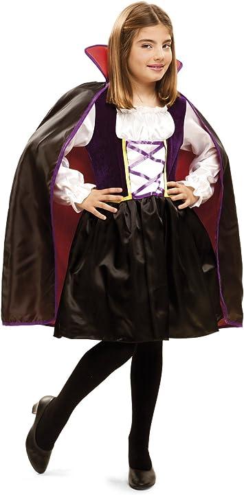 My Other Me - Disfraz de vampira reina, para niños de 7-9 años ...