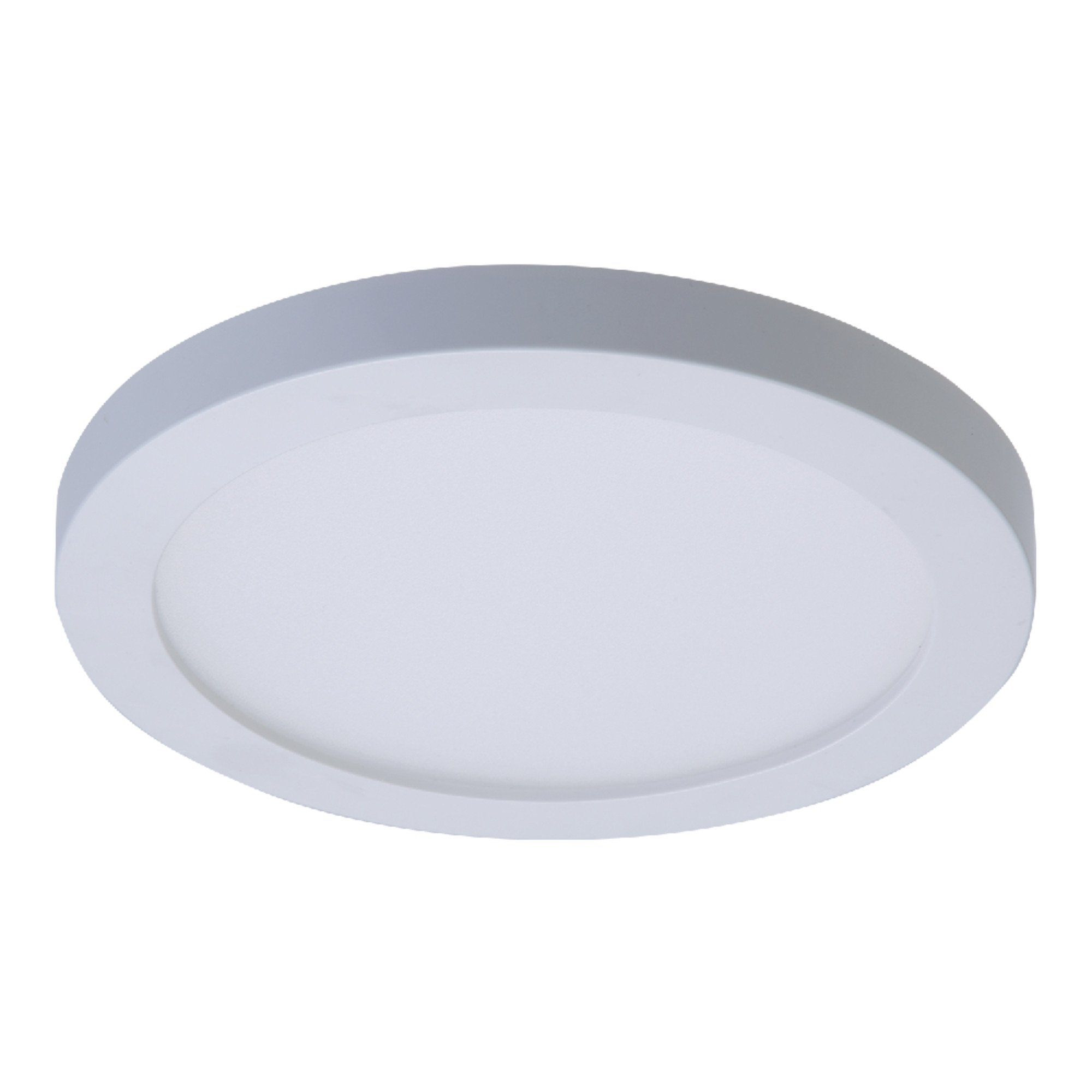 Halo SMD4R6940WH SMD 4000K Integrated LED Round Surface Mount/Recessed Round Trim, 4'', White