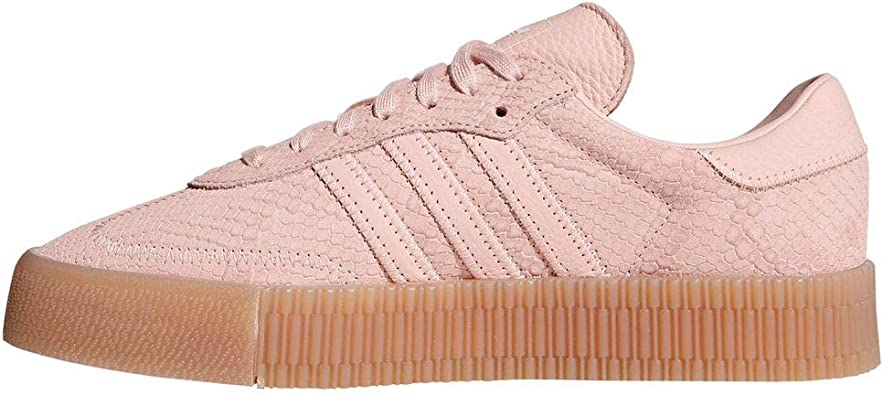 Amazon.com | adidas Originals Women's Sambarose Trainers ...