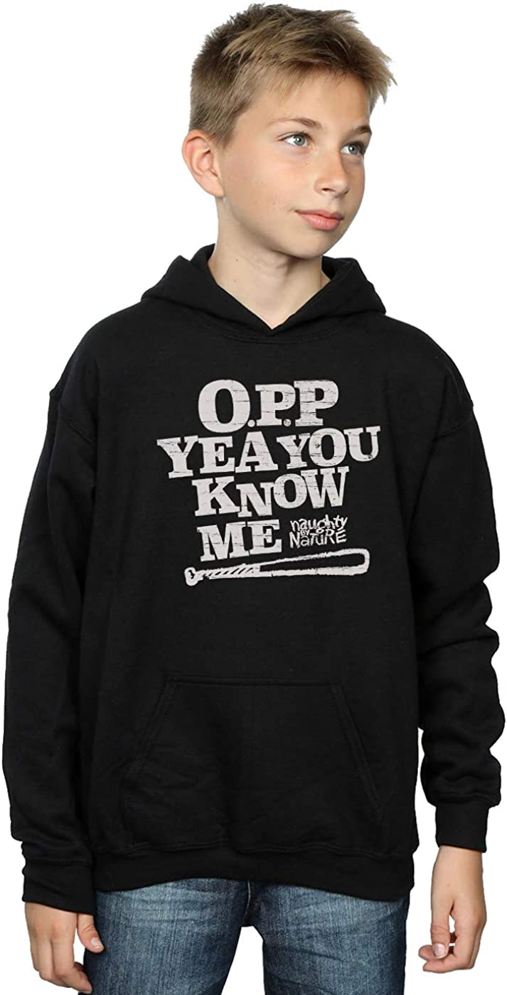 Naughty by Nature Boys Yeah You Know Me Hoodie